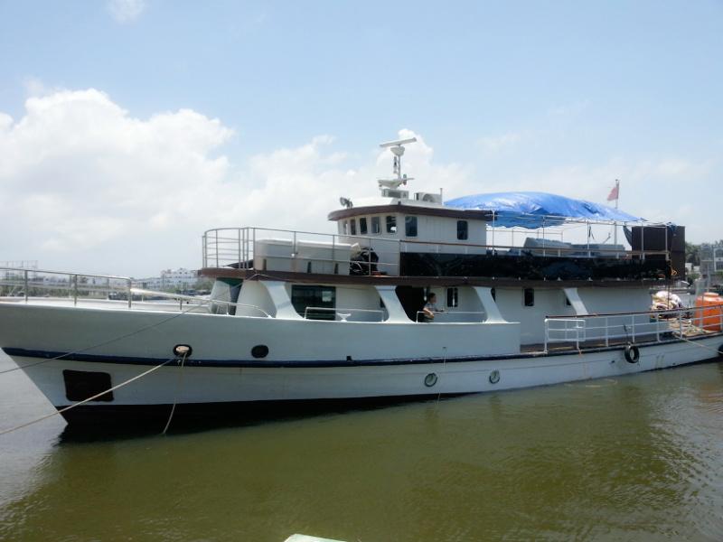 远航专业海钓船